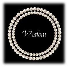 Wisdom: A String of Pearls