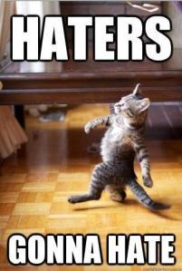 kitty strut
